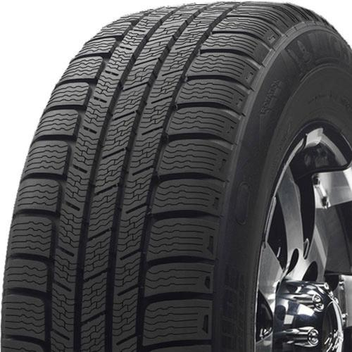 Michelin Latitude Alpin tread and side