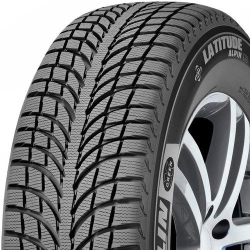 Michelin Latitude Alpin LA2 tread and side