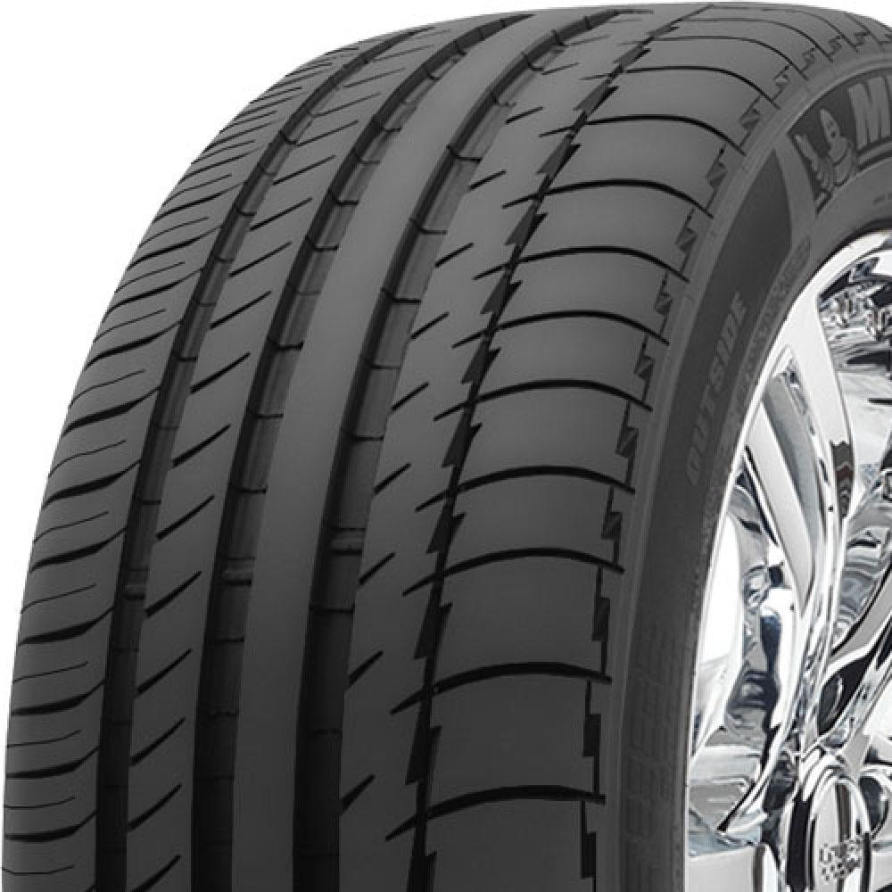 Michelin Latitude Sport tread and side