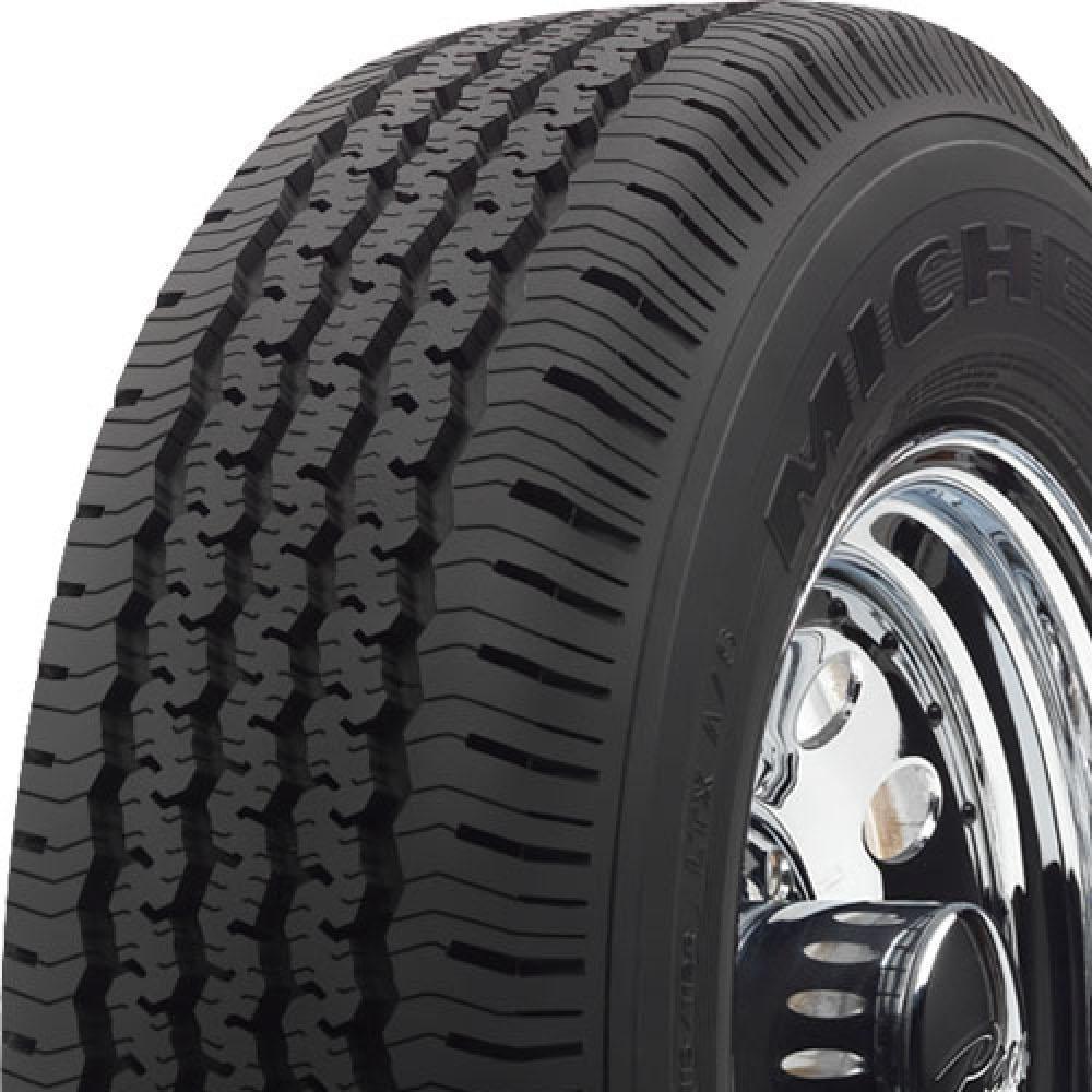 Michelin LTX A/S tread and side