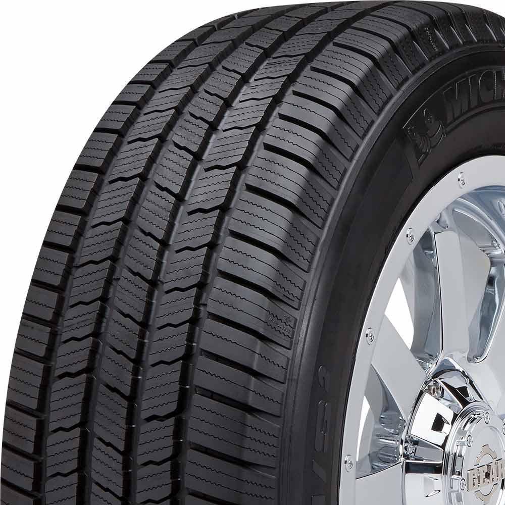 Michelin LTX M/S2 tread and side