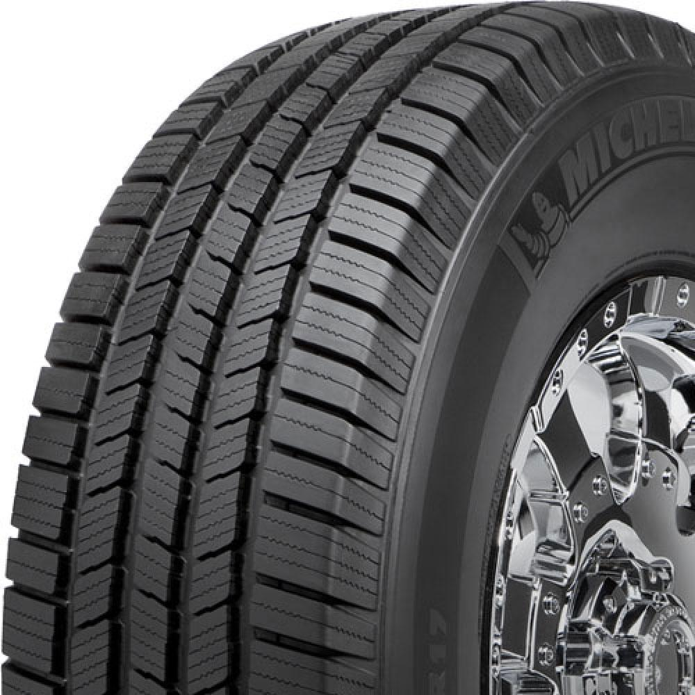 Michelin LTX Winter tread and side