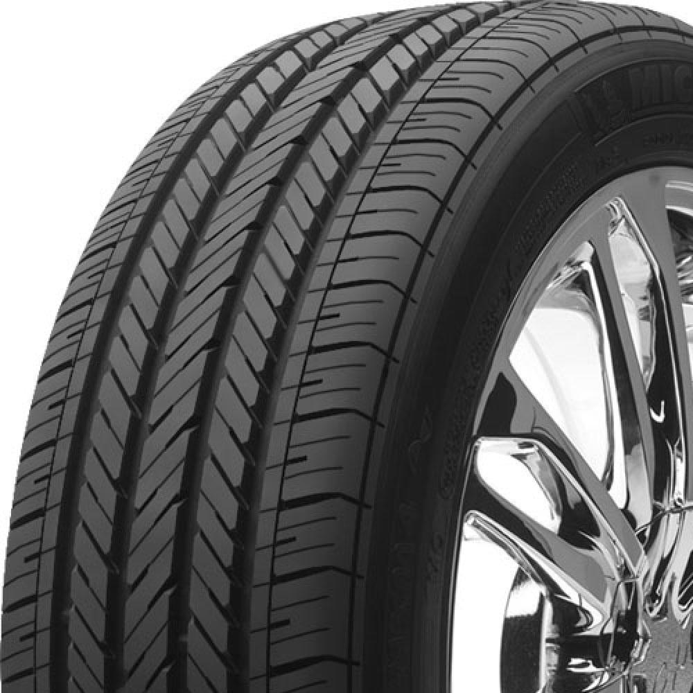 Michelin Pilot MXM4 tread and side