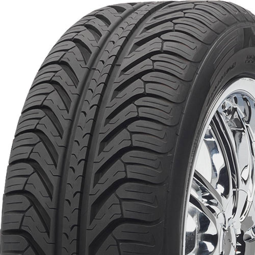 Michelin Pilot Sport AS Plus tread and side