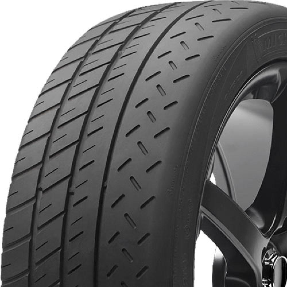 Michelin Pilot Sport Cup tread and side