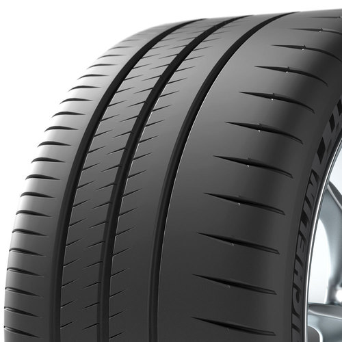 Michelin Pilot Sport Cup 2 tread and side