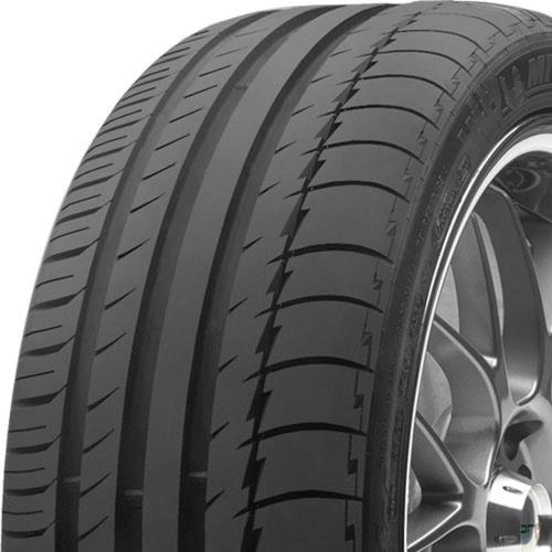 Michelin Pilot Sport PS2 tread and side