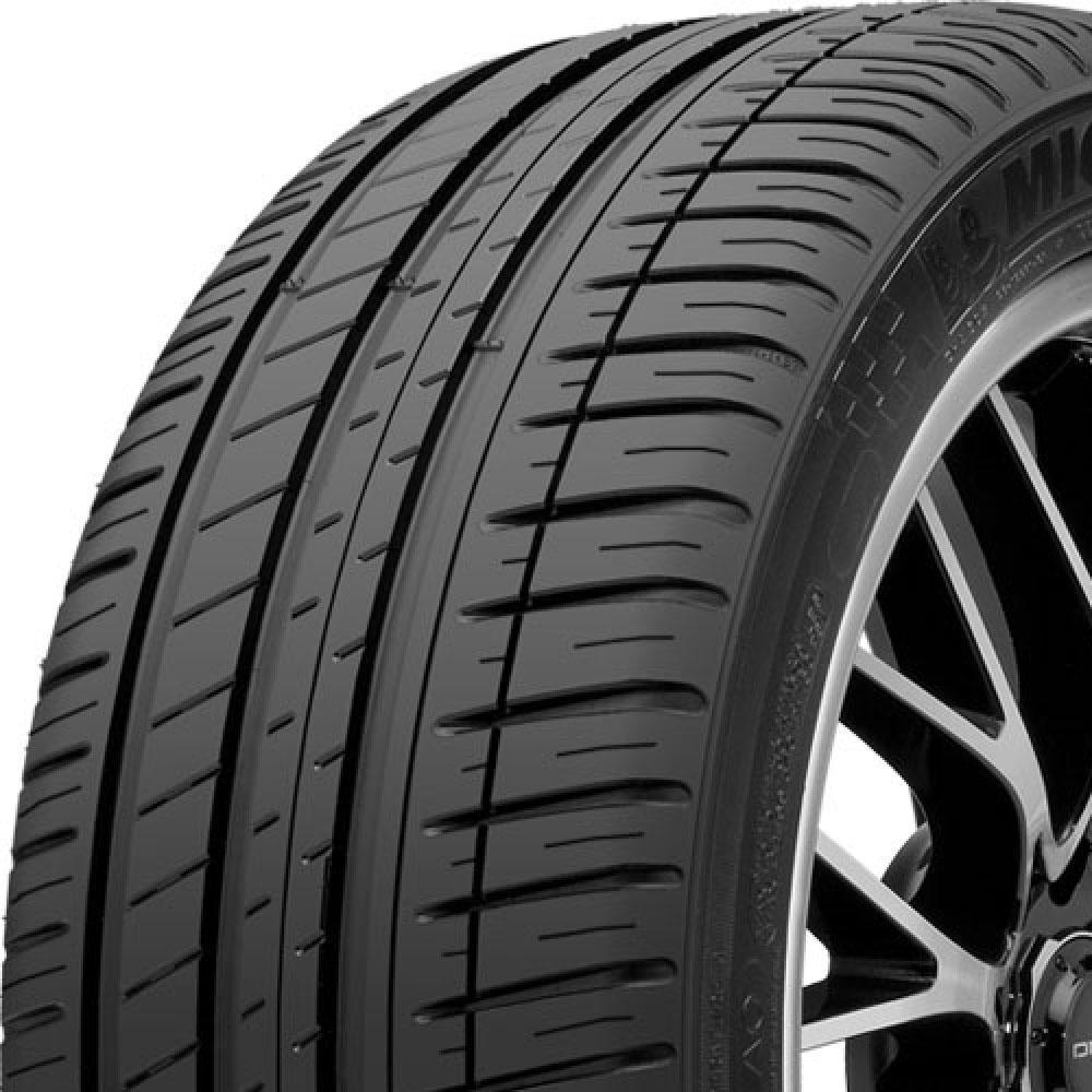 Michelin Pilot Sport PS3 tread and side
