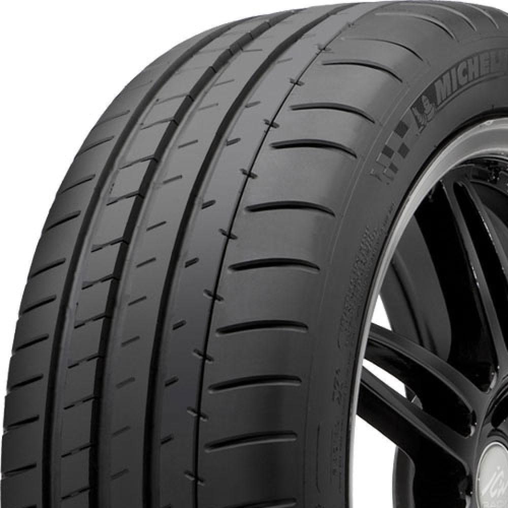 Michelin Pilot Super Sport tread and side