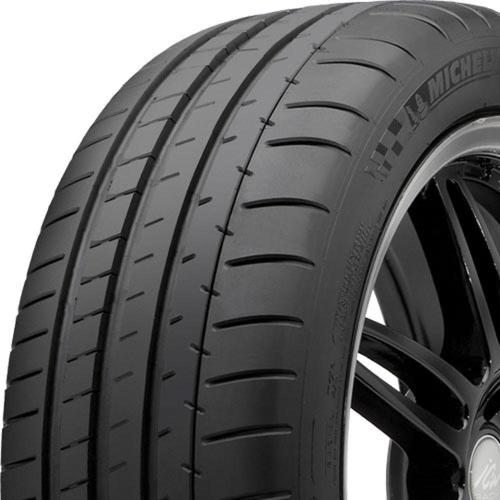 Michelin Pilot Super Sport tread and side