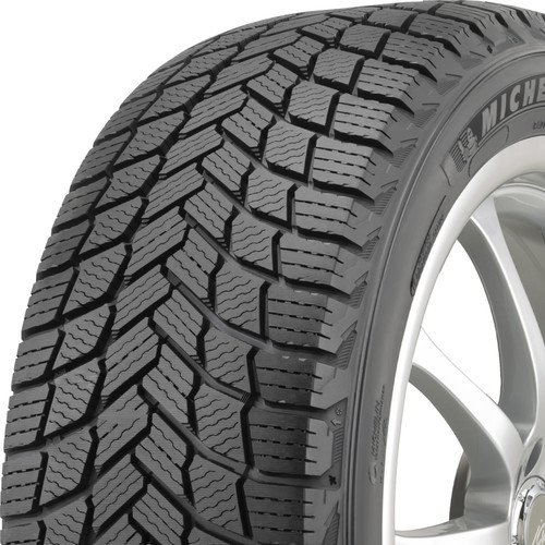 Michelin X-Ice Snow tread and side