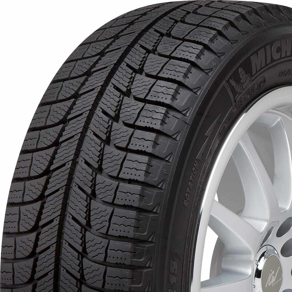 Michelin X-Ice Xi3 tread and side
