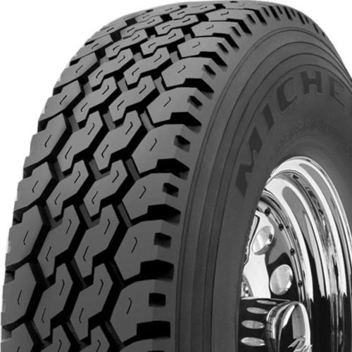 Michelin XPS Traction tread and side