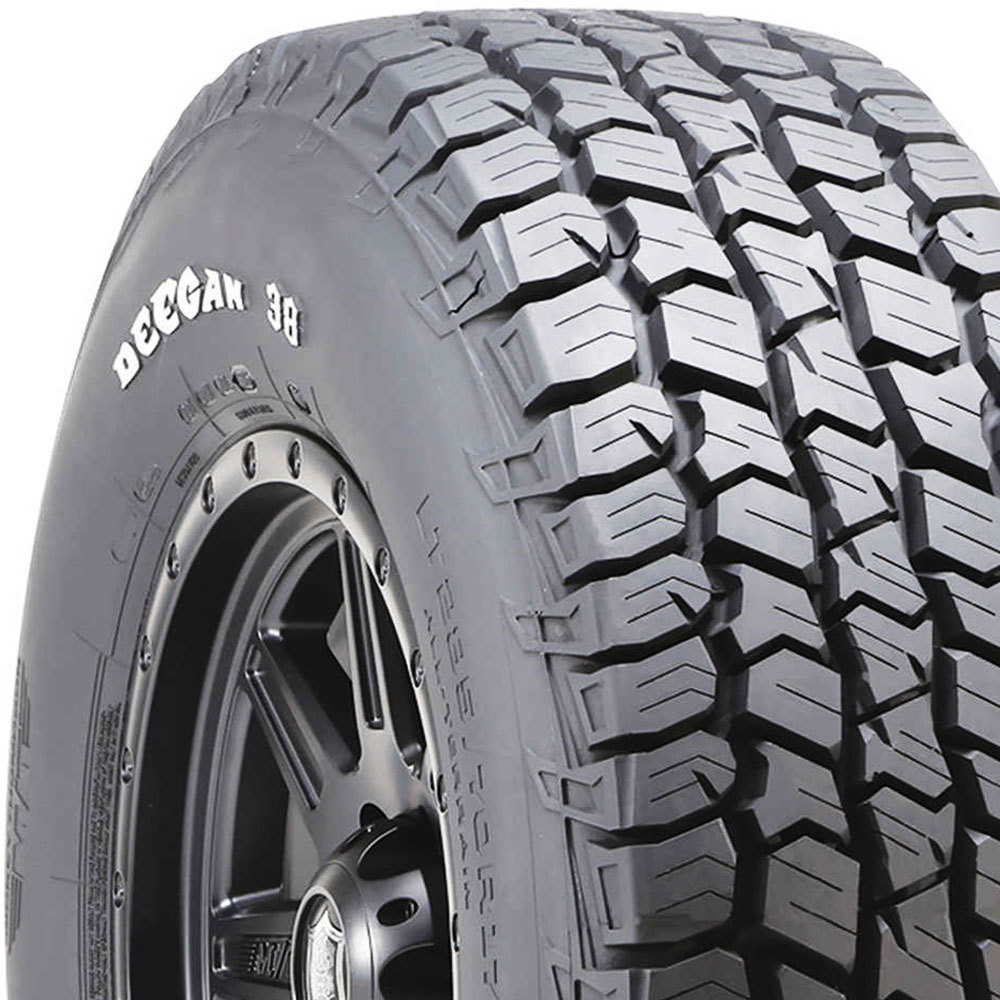 Mickey Thompson Deegan 38 - All-Terrain tread and side