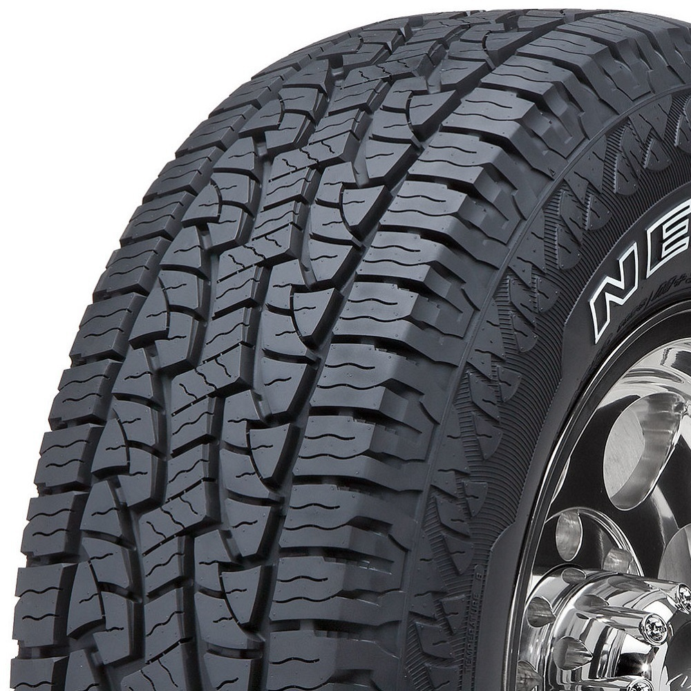 Nexen Roadian A/T Pro RA8 tread and side