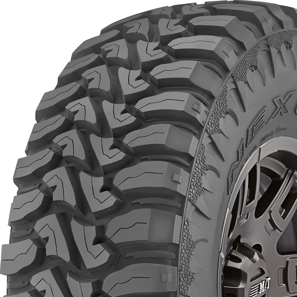 Nexen Roadian MTX tread and side