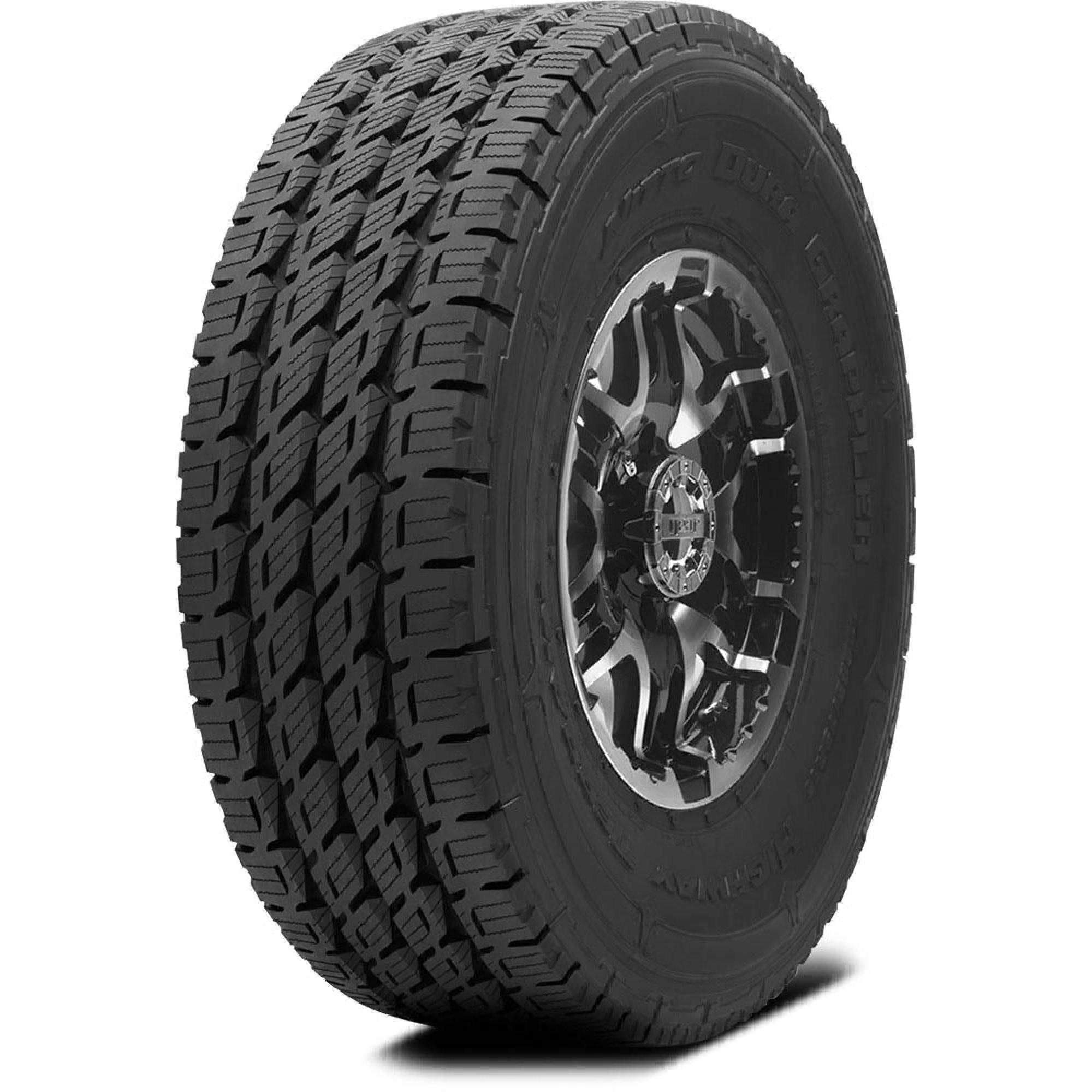 Nitto Dura Grappler >> Nitto Dura Grappler 275 55r20xl Tirebuyer