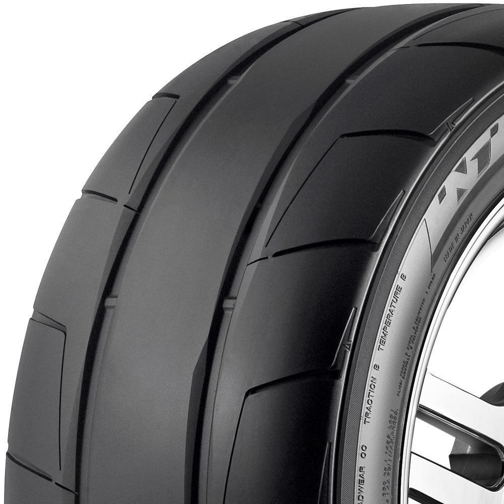 Nitto NT-05R Drag Radial tread and side