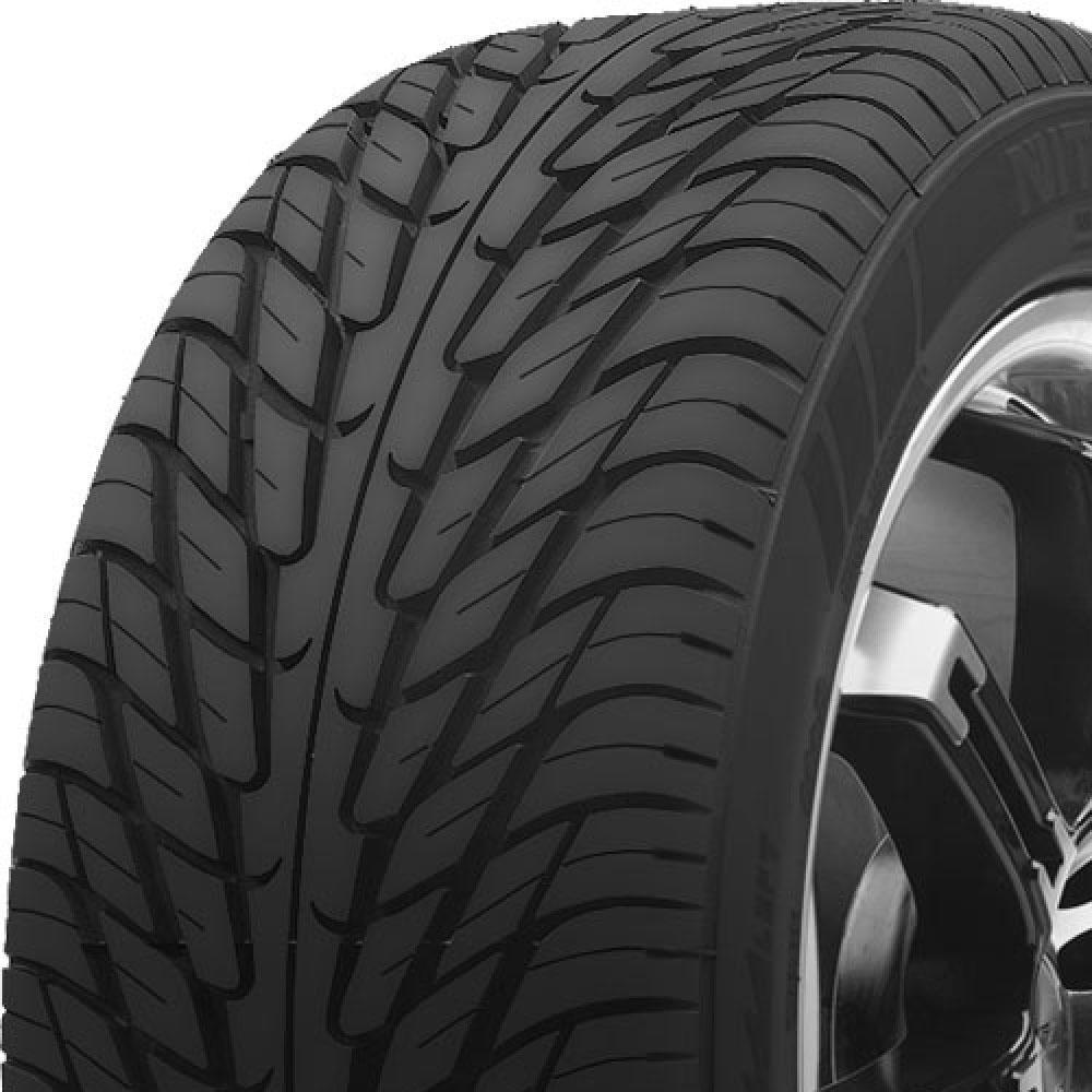 Nitto NT450 tread and side