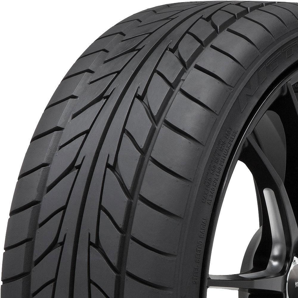 Nitto NT555 tread and side