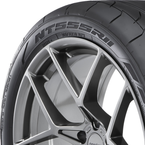 Nitto NT555RII tread and side