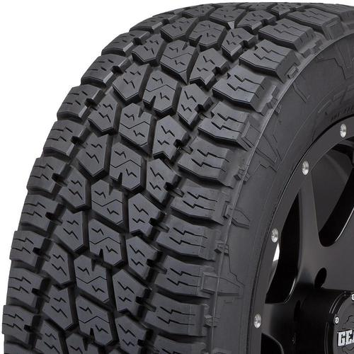 Nitto Terra Grappler G2 tread and side