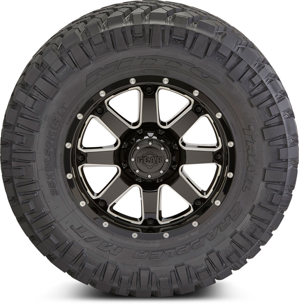 How To Read A Tire >> Nitto Trail Grappler M T 37x12 50r20 10 Tirebuyer