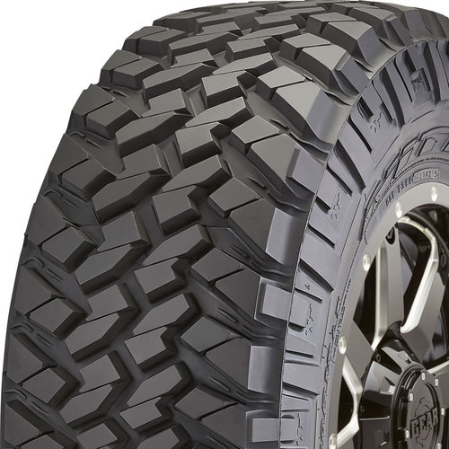 Nitto Trail Grappler M/T tread and side