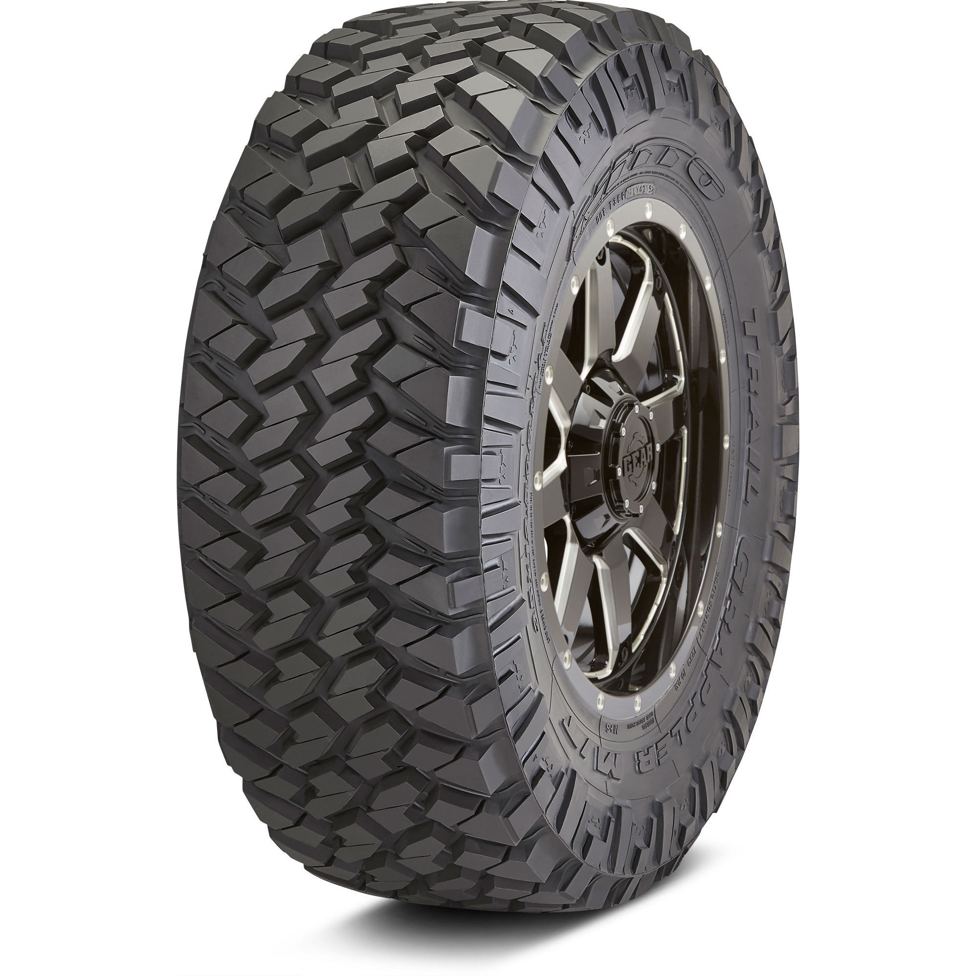 Nitto Grappler Mt >> Nitto Trail Grappler M T 35x12 50r18 10 Tirebuyer