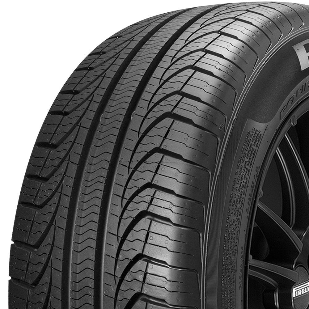 Pirelli P4 Four Seasons Plus tread and side