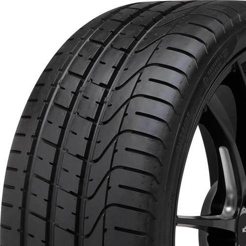 Pirelli PZero tread and side