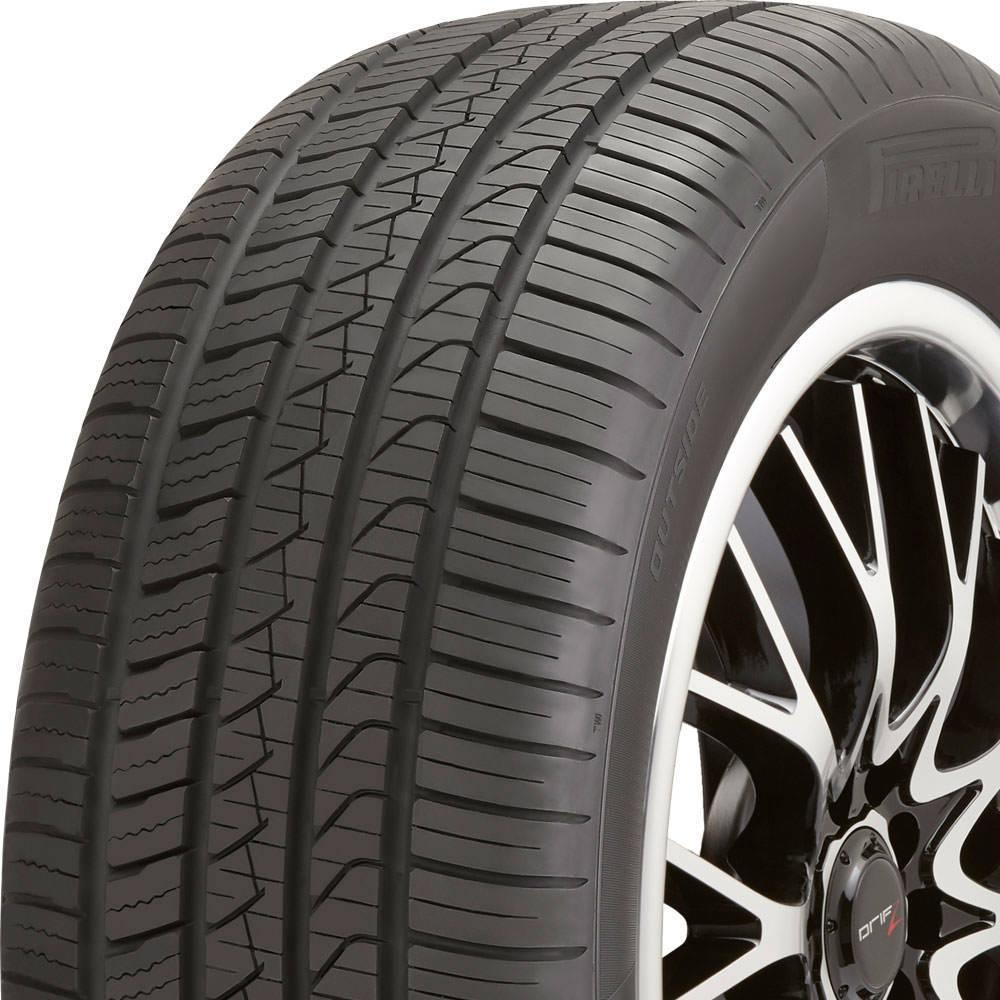 Pirelli PZero All Season Plus tread and side