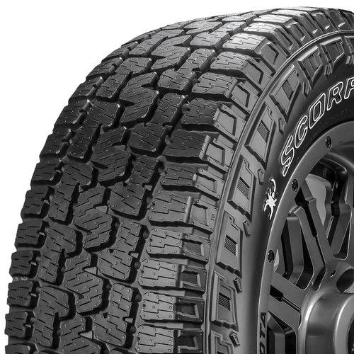 Pirelli Scorpion All Terrain Plus tread and side