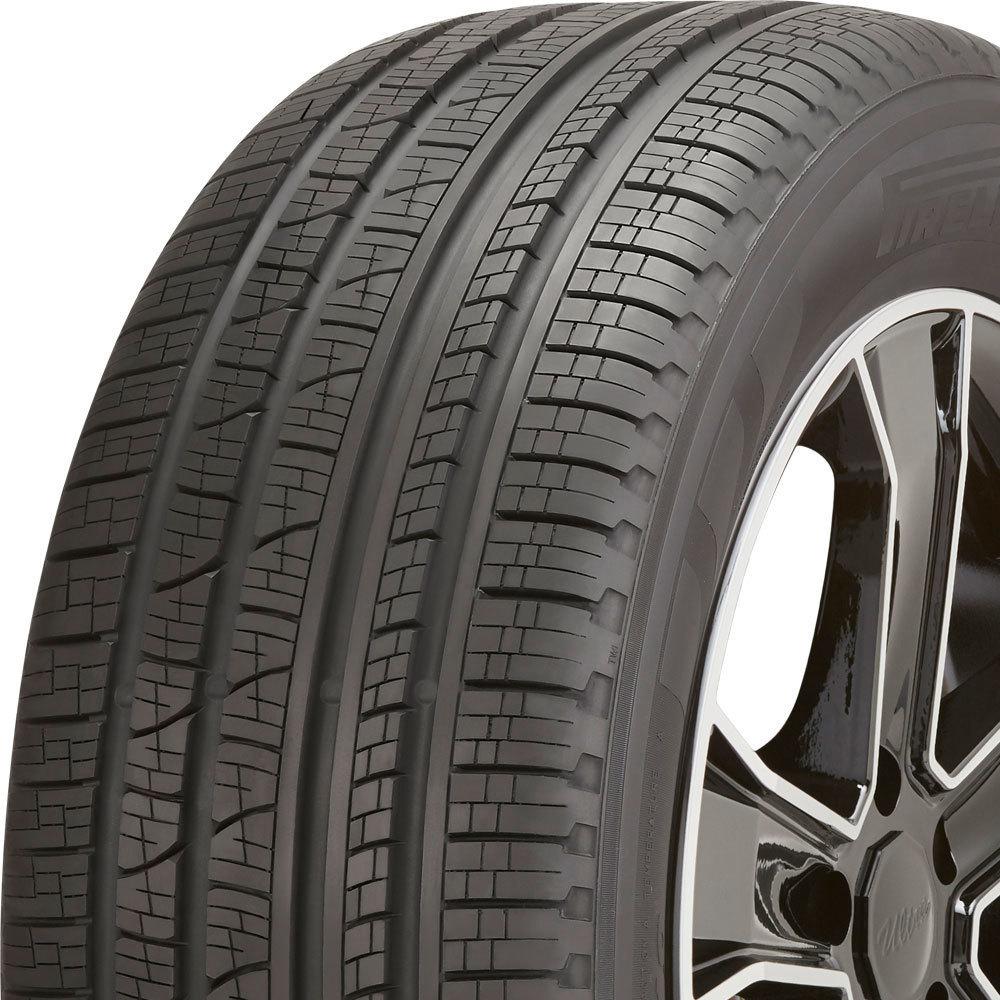 Pirelli Scorpion Verde All Season Plus tread and side