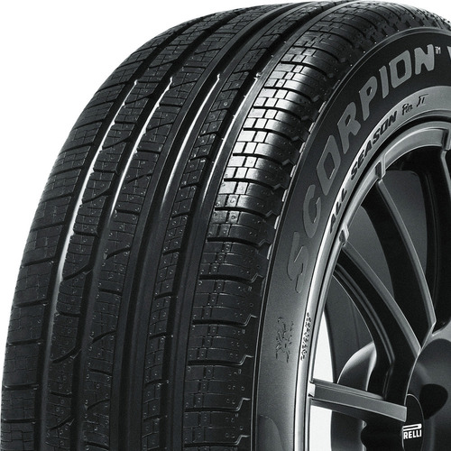 Pirelli Scorpion Verde All Season Plus II tread and side