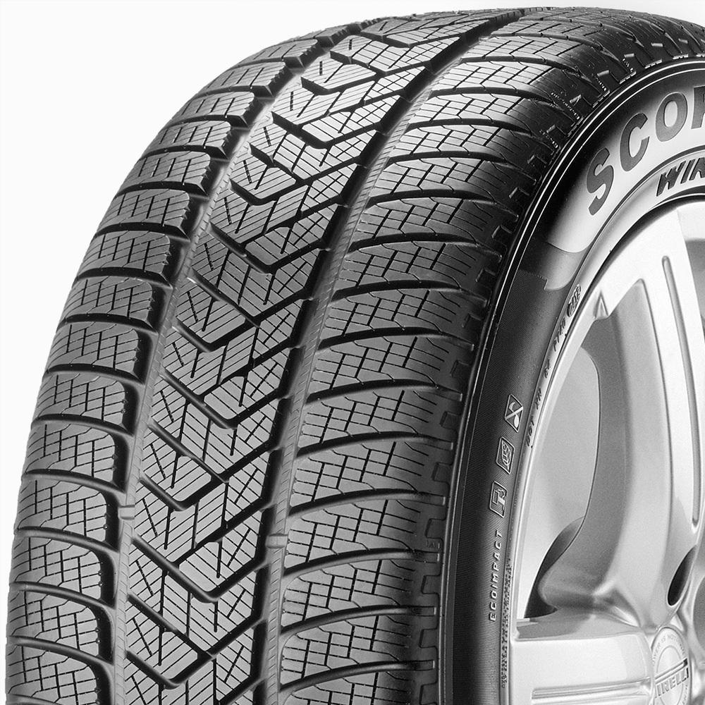 Pirelli Scorpion Winter tread and side