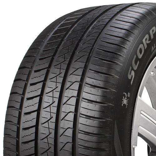 Pirelli Scorpion Zero All Season Plus tread and side