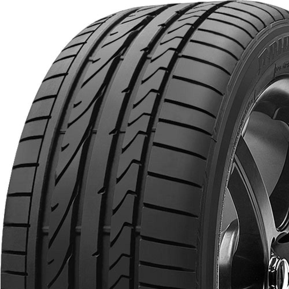Bridgestone Potenza RE050A Pole Position RFT tread and side