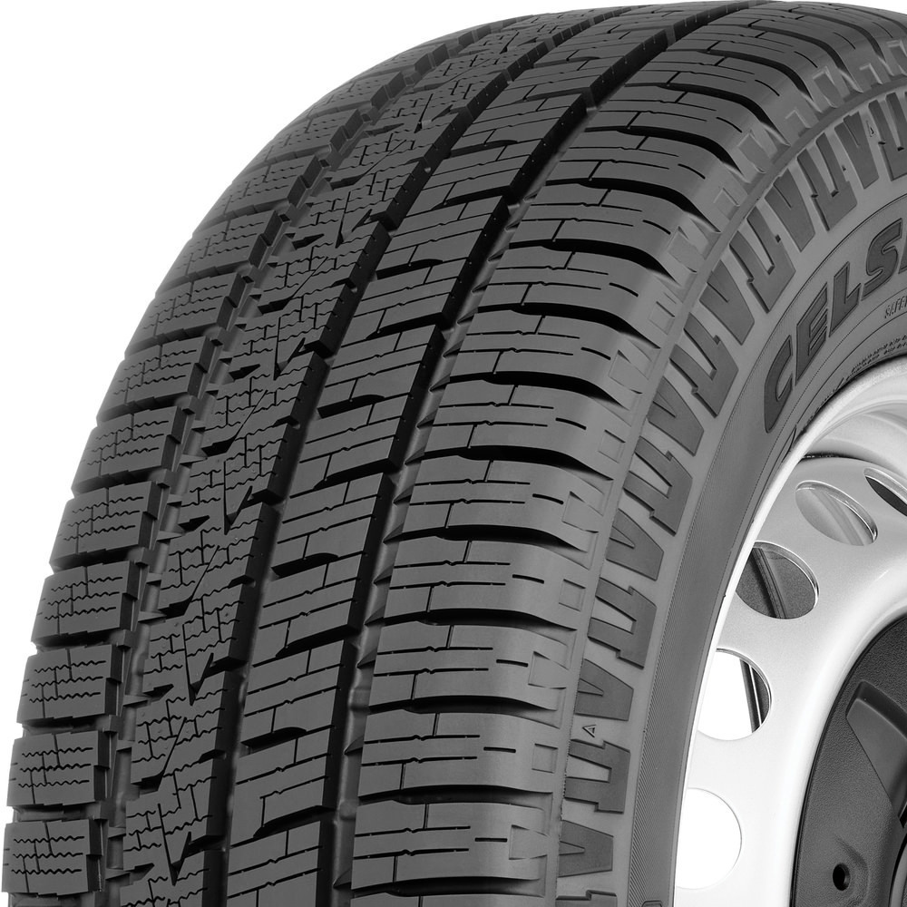Toyo Celsius Cargo tread and side