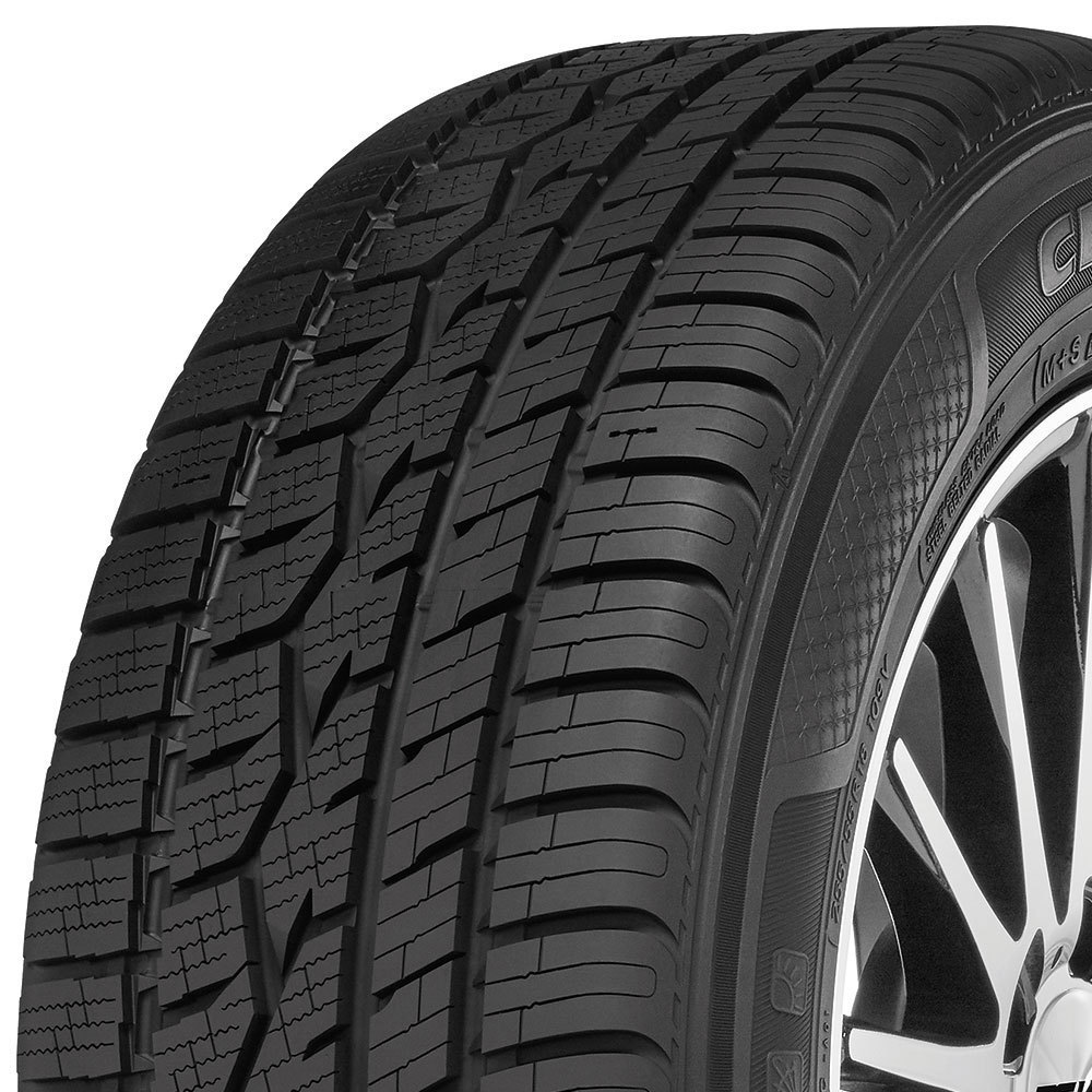 Toyo Celsius CUV tread and side