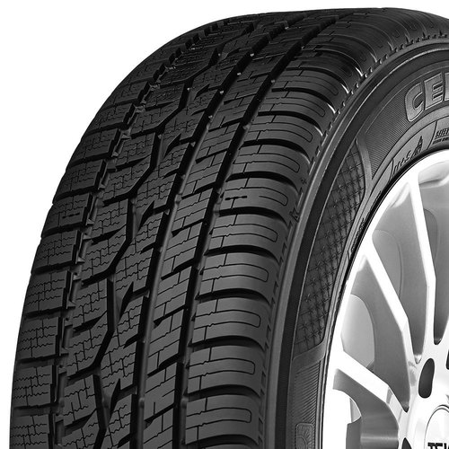 Toyo Celsius tread and side