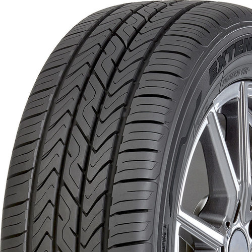Toyo Extensa A/S II tread and side