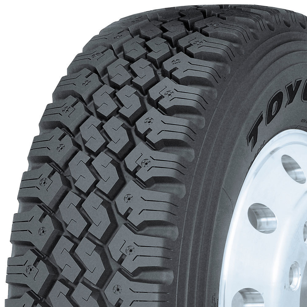 Toyo M55 tread and side