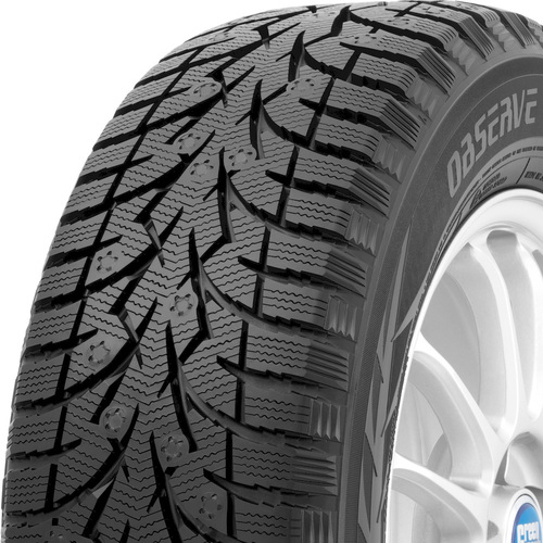 Toyo Observe G3 ICE tread and side