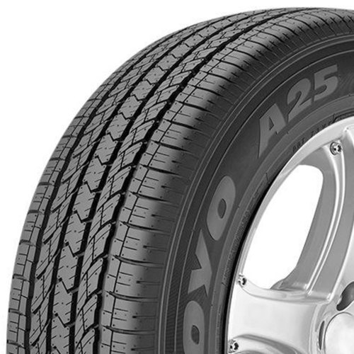 Toyo Open Country A25 tread and side