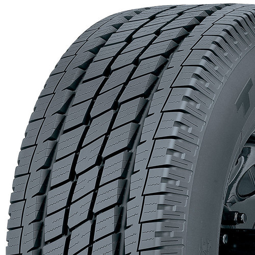 Toyo Open Country H/T tread and side