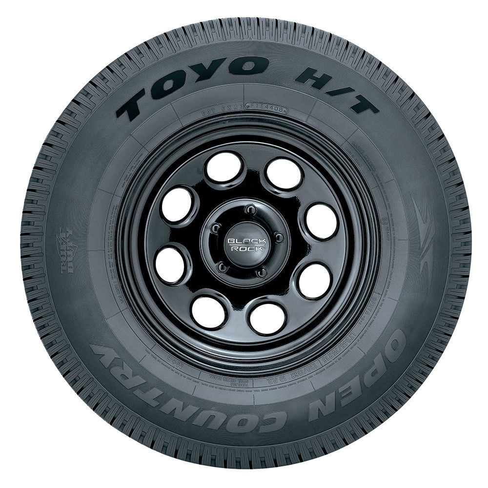 Toyo Open Country H T Sidewall