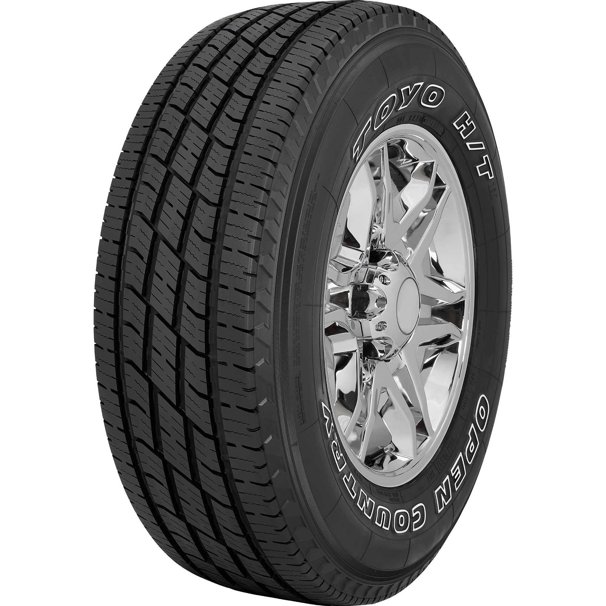 Toyo Open Country H  T Ii 265  70r16