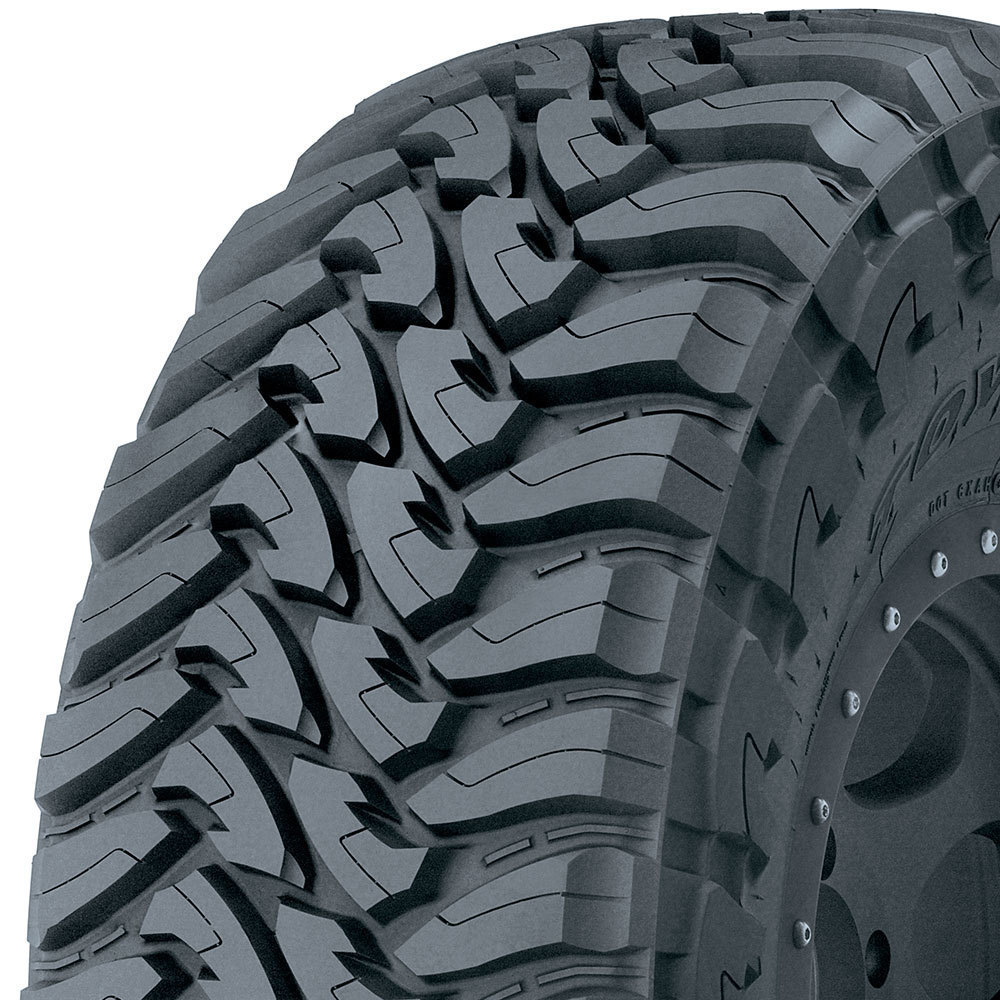 Toyo Open Country M/T tread and side