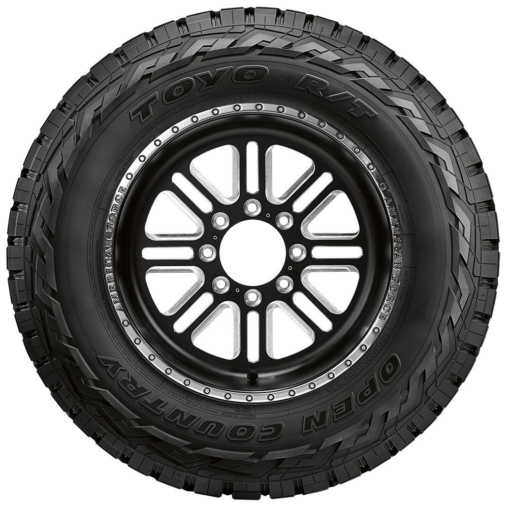 Toyo Open Country R T Sidewall